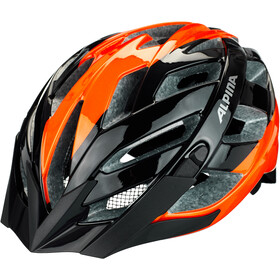 Alpina Panoma 2.0 Helmet black-orange
